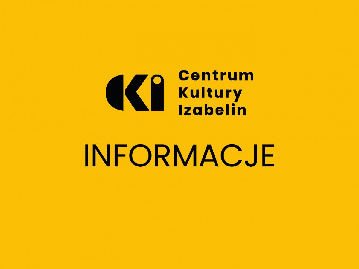 Informacje CKI